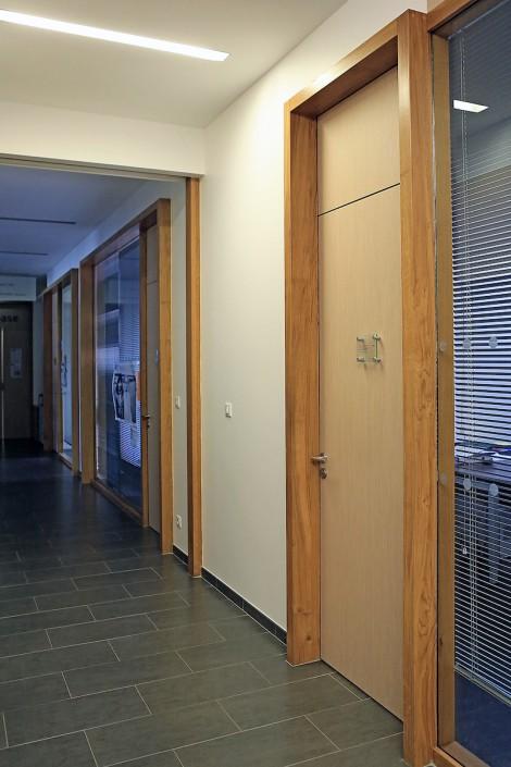 menuiserie intérieure blocs portes